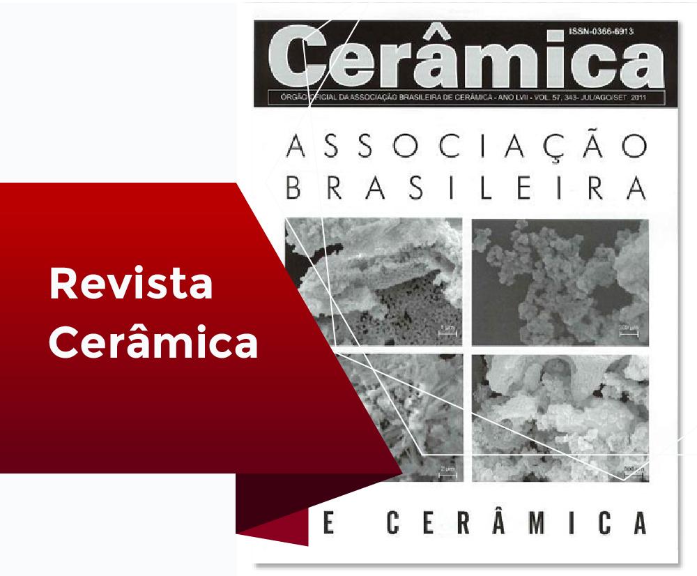Revista Cerâmica