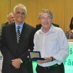 Homenagem da Associação Brasileira de Cerâmica ao Dr. José Carlos Bressiani