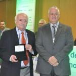Homenagem da Associação Brasileira de Cerâmica ao Engº Marco Antonio Pacheco Jordão