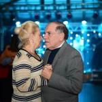 Jantar de Confraternização: Casal Egon Antonio Torres Berg e esposa
