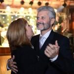 Jantar de Confraternização: Casal José Anchieta Rodrigues e esposa