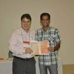 Prêmio de Melhor Trabalho de Pós-Graduando oferecido pela ARMIL