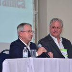 9.1 Sessão de Encerramento: Sebastião Ribeiro Presidente do 60ºCBC e Samuel Toffoli Presidente da ABCERAM