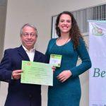 9.5 Prêmio de Melhor Trabalho de Graduação: Vitoria M. C. Leite