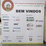 01 - Saudação da ABCERAM aos Congressistas, Patrocinadores, Agências de Fomento e Apoios Institucionais