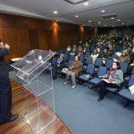 23 - Flagrante da Palestra do Prof. Eduardo Bellini Ferreira