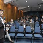 55 - Flagrante da Plenária do Prof. Carlos Mauricio Fontes Vieira