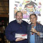 85 - Sorteio: Faca entregue pelo Dr. Jamil Duailibi da DNCer ao congressista Fabiano Raupp ganhador da faca oferecido pela DNCer