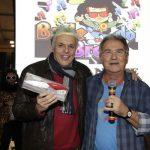 86 - Sorteio: Faca entregue pelo Dr. Jamil Duailibi da DNCer ao congressista Luiz Veriano Dalla Valentina ganhador da faca oferecido pela DNCer
