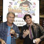 91 - Sorteio: Anel em Cerâmica de Zircônia entregue pelo Dr. Jamil Duailibi da DNCer ao congressista Emanuel Benedito de Melo