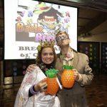 95 - Ganhadores do Prêmio Brega com a melhor caracterização da Reunião de Confraternização