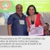 Pesquisadores do IPT são reconhecidos por estudo sobre gaseificação no Congresso Brasileiro de Cerâmica