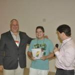 Bruno dos Santos Potensa ganhador de um Tablet sorteado pela ABCERAM para os Associados