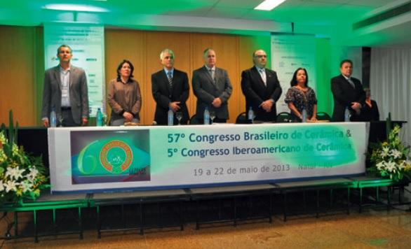 57º Congresso Brasileiro de Cerâmica e 5º Ibero-Americano Congresso de Cerâmica é notícia na Revista Interceram